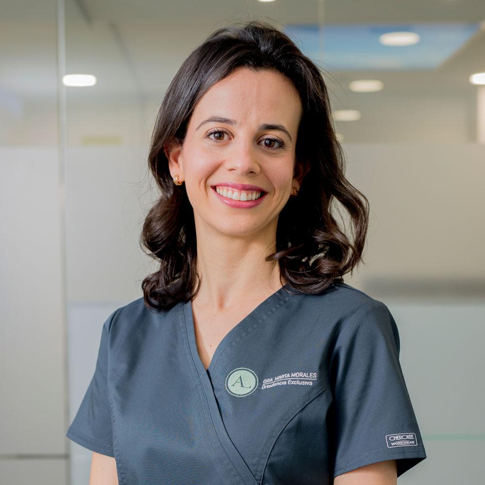 Dra Marta Morales Clínica Antonio Lucena