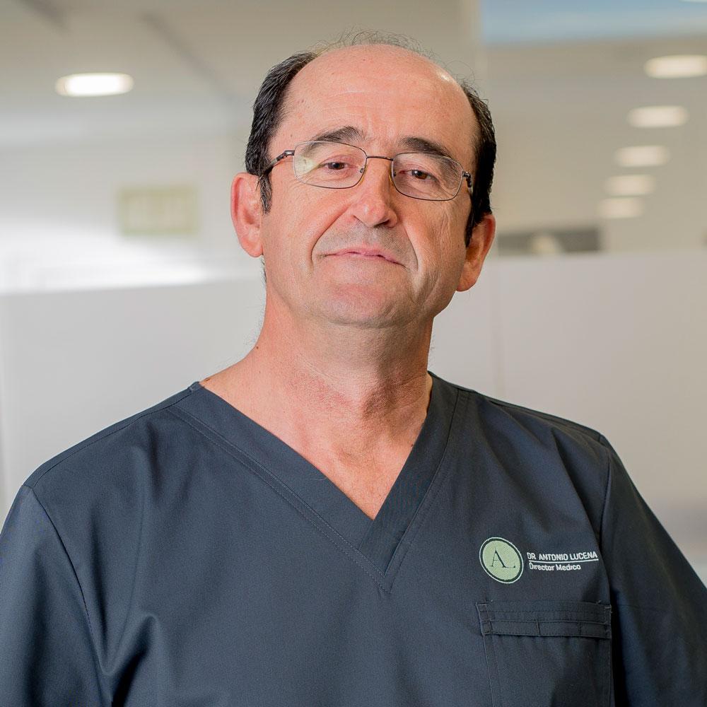 Dr Antonio Lucena García
