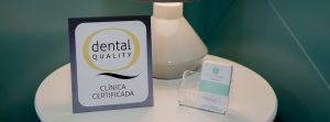 Certificado de calidad Dental Quality Antonio Lucena