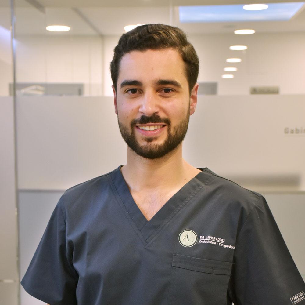 Dr Javier López Ruedas