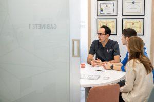 Asesoramiento en Clínica dental Marta Morales